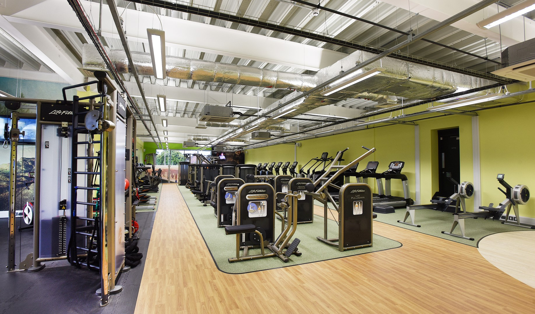 Cascades Gym Opening Times