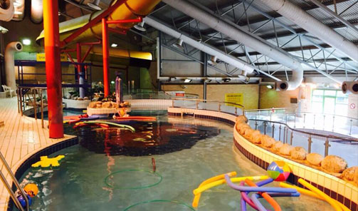 Activities stechford cascades for Swimming pools birmingham city centre